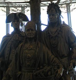 Washington among the Iroquois